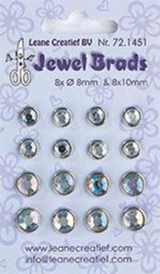 Image sur Jewel brads crystal