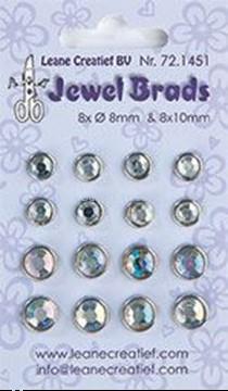 Image de Jewel brads crystal