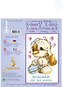 Image de Mylo & Friends® kit Point de croix #2