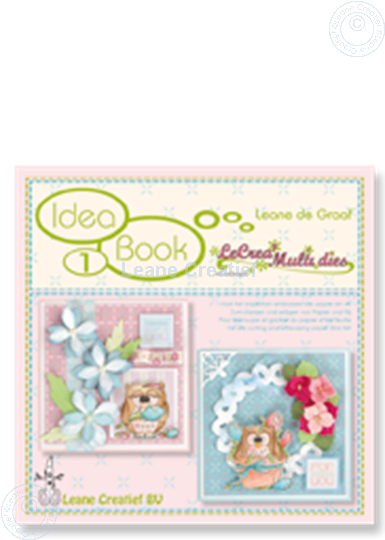 Image sur Idea Book 1: Multi dies