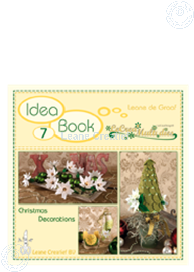 Image sur Idea Book 7: Christmas decorations with Multi dies