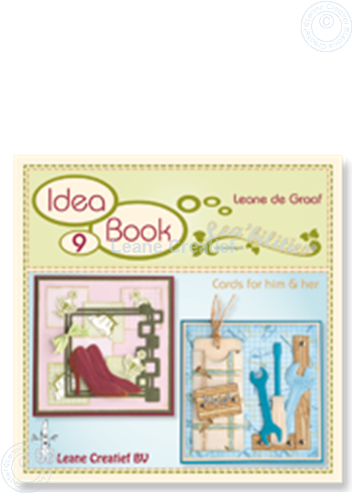 Afbeelding van Idea Book 9: Cards for him & her