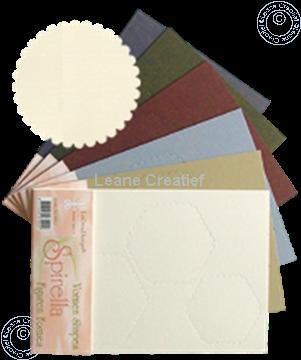 Bild von LeCreaDesign® Spirella® Variationen weißgold