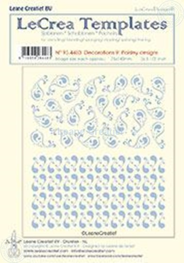 Image sur Decorations 9: Paisley designs