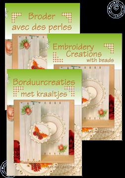 Afbeeldingen van Borduurcreaties met kraaltjes