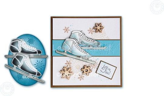Bild von Set Lea'bilitie & Clearstamp Skates