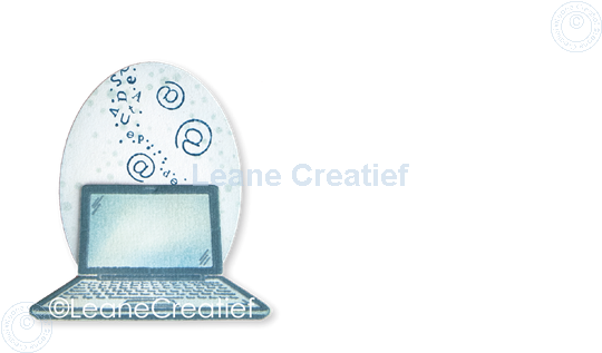 Bild von Set Lea'bilitie & Clearstamp  Laptop