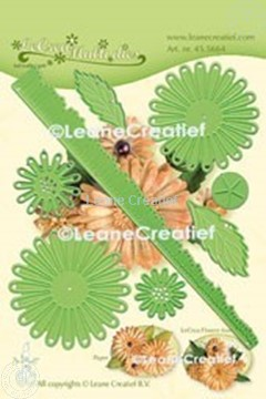Picture of  Multi die Flower 018 Chrysanthemum cut and embossing die