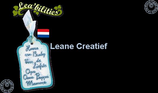 Afbeelding van Lea'bilitie® Nederlandse teksten familie snijmal