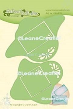 Bild von Lea'bilitie® kleine Briefumschläge  2.  Präge- und Schneideschablone