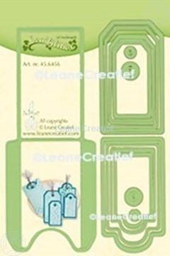 Bild von Lea'bilitie® kleine Dose & Label Präge- und Schneideschablone