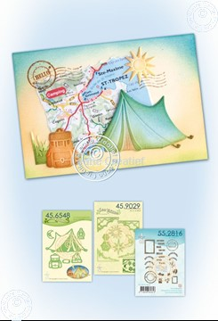 Image de Camping / map
