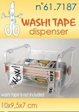 Afbeeldingen van Washi tape dispenser