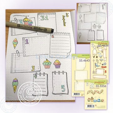 Picture of BJ notebook PL stamp