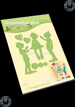 Image de Lea'bilitie® Clowns matrice pour découper & gaufrage