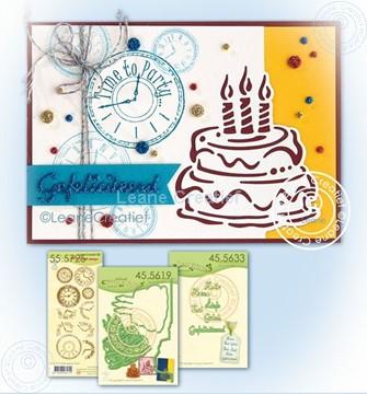 Image de Birthday cake: time to celebrate