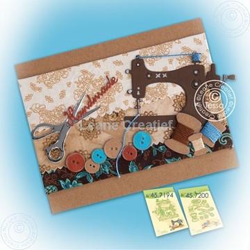 Bild von Sewing machine