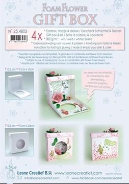Image de Flower Foam Gift Box