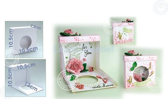 Image sur Flower Foam Gift Box