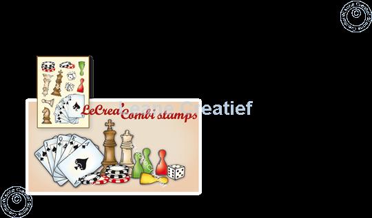 Image sur LeCreaDesign® tampon clair à combiner Jeux divers